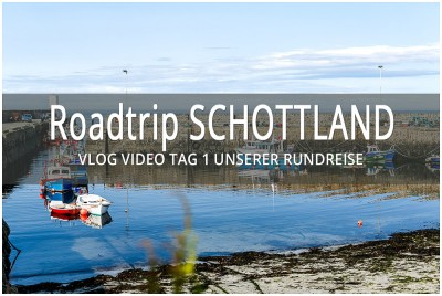Roadtrip durch Schottland