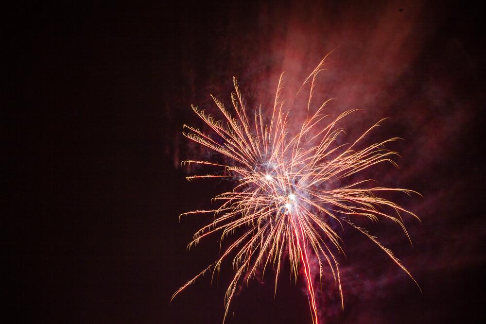 So fotografierst du ein Feuerwerk