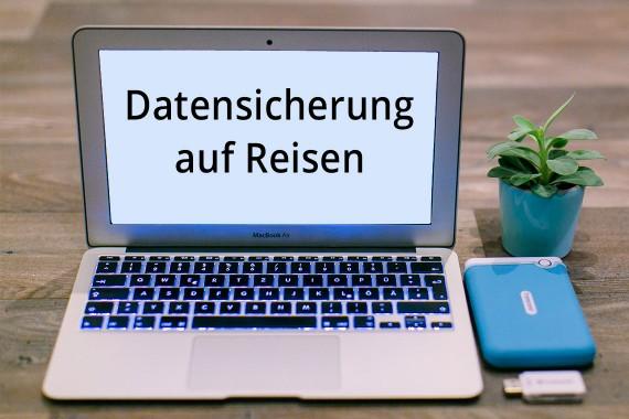 Datensicherung auf Reisen _littlebluebag.de