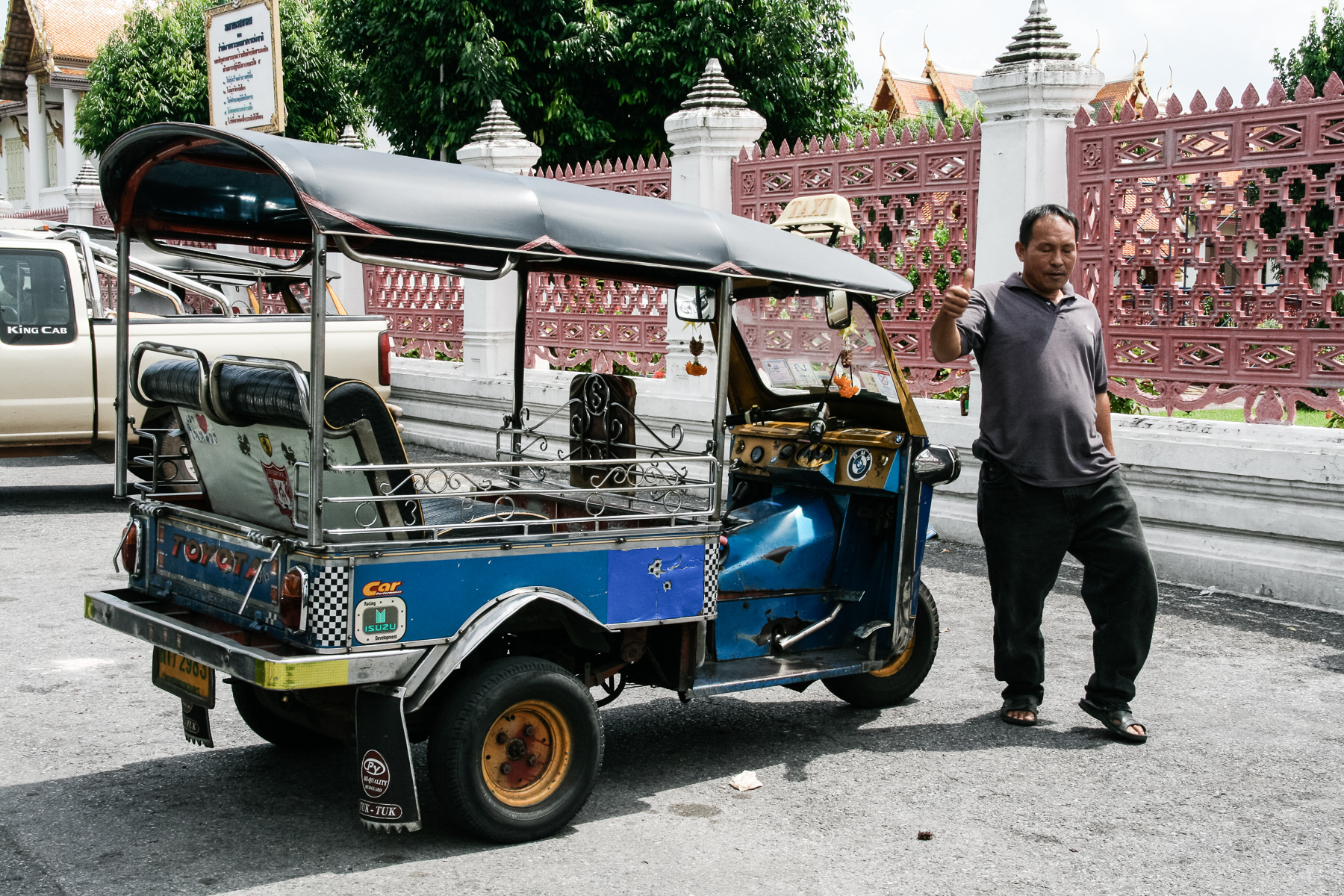 TukTuk Bankok