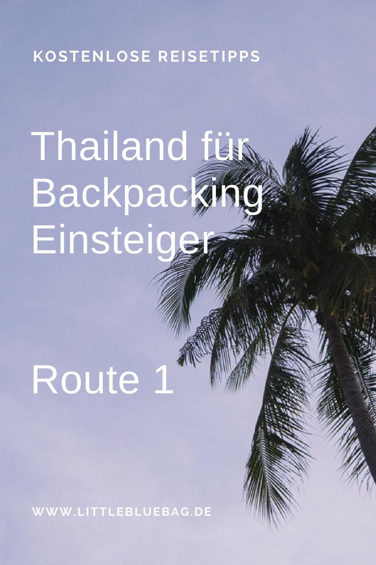Thailand Rundreise für Backpacking Einsteiger. Wir haben alles Tipps für deinen ersten Trip nach Thailand zusammengestellt und wünschen dir ganz viel Spaß beim Planen! Stay marvelous, Katrin and Sandra.
