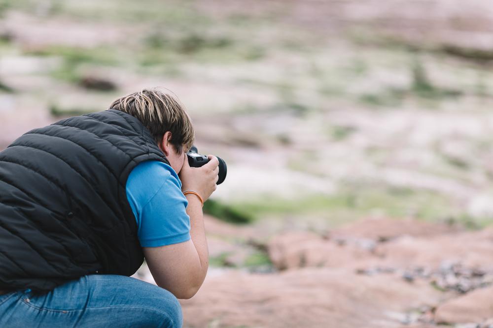 Zeit zum fotografieren