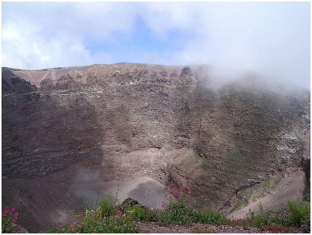 Vesuv Vulkan Italien