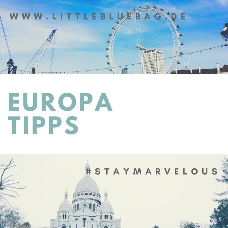 Europa Tipps Pinterest