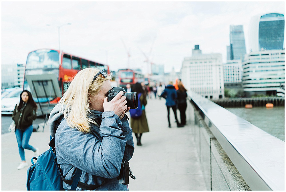 Fotografieren in London
