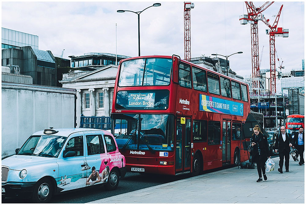 London Doppeldecker Bus