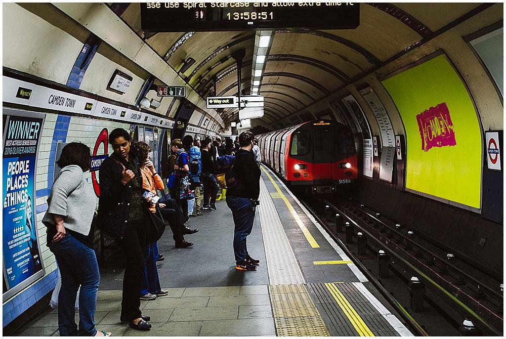 London U Bahn