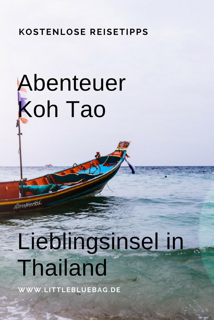 Abenteuer Ko Tao - Unsere Lieblingsinsel in Thailand. Hier haben wir alle Tipps für dich zusammengestellt. Übernachtung, Anreise, Essen... einfach alles! Stay marvelous, Katrin and Sandra.