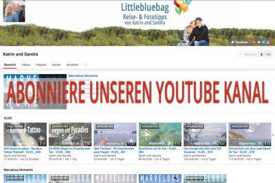 Abonniere unseren YouTube Kanal