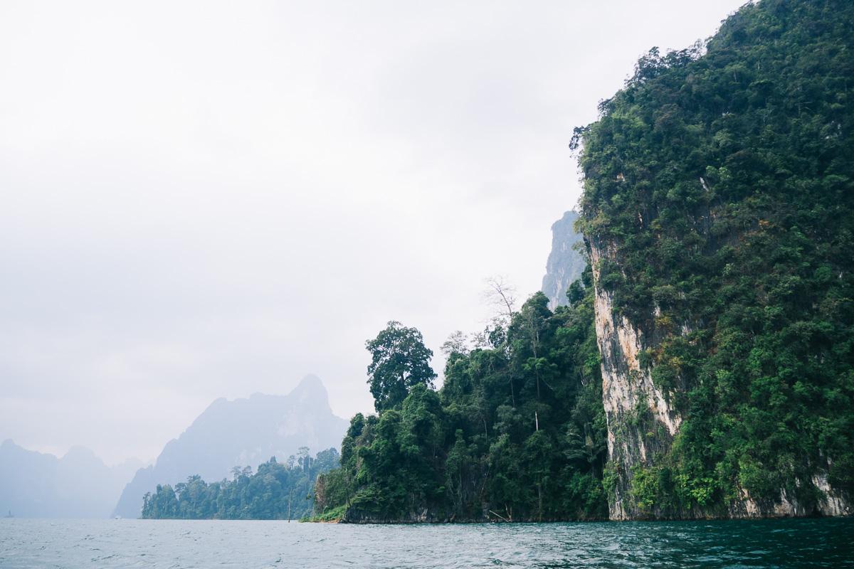 Chiaow Lan Lake