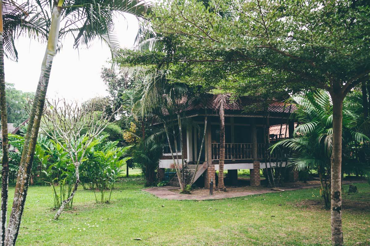 Übernachtung Khao Sok Nationalpark Thailand