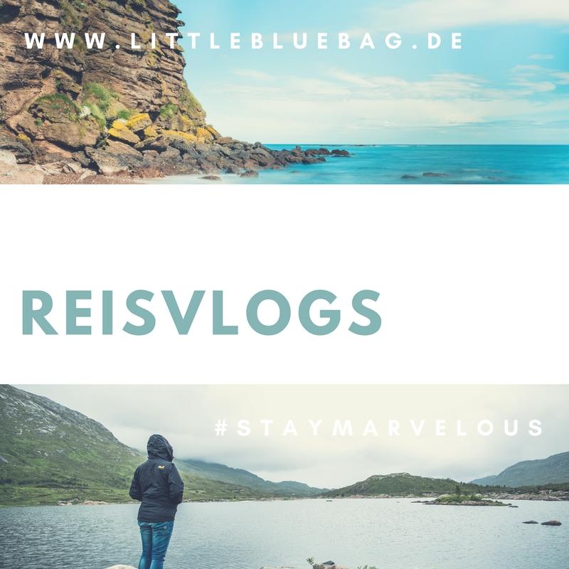 Reisevlog Pinterest