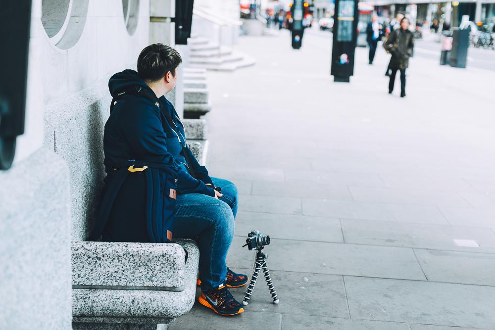 London Fehler beim Fotografieren
