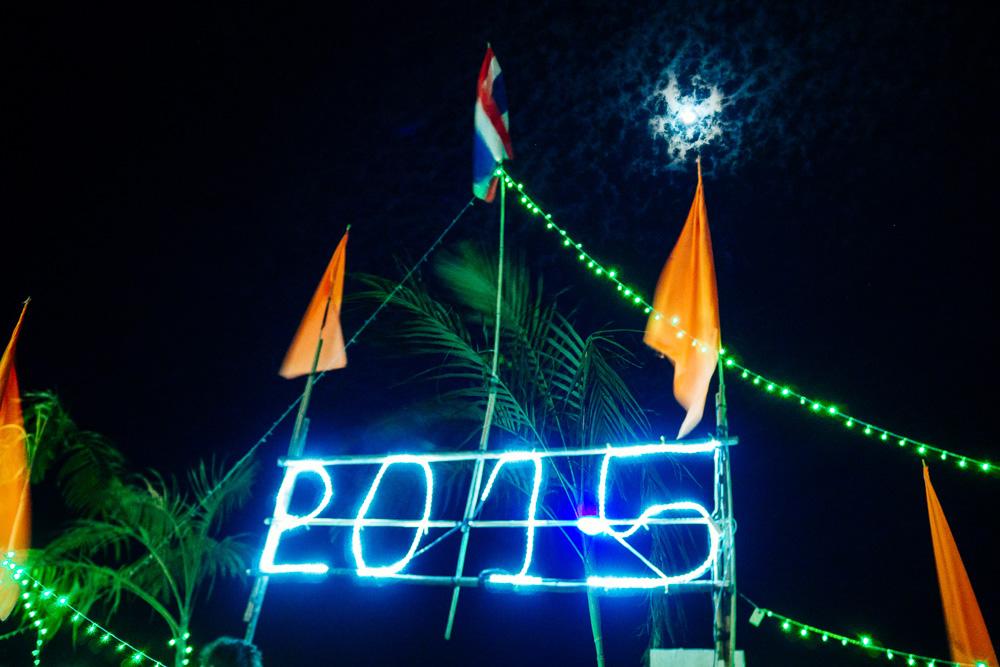 Silvester feiern Thailand