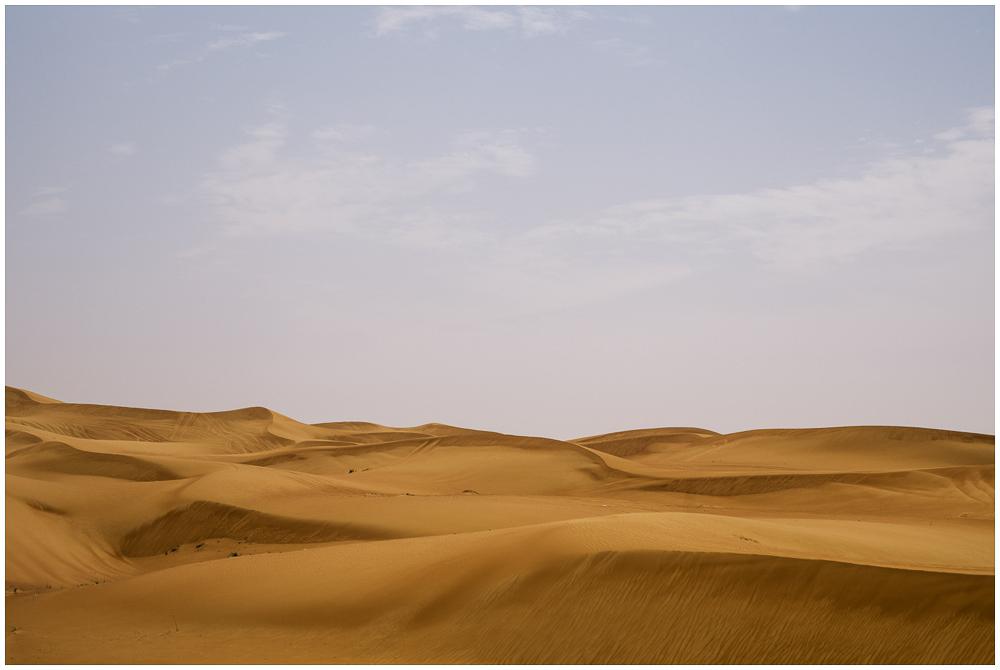 Wüstenfoto Dubai