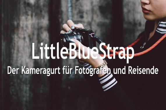 Littlebluestrap Kameragurt für Fotografen und Reisende