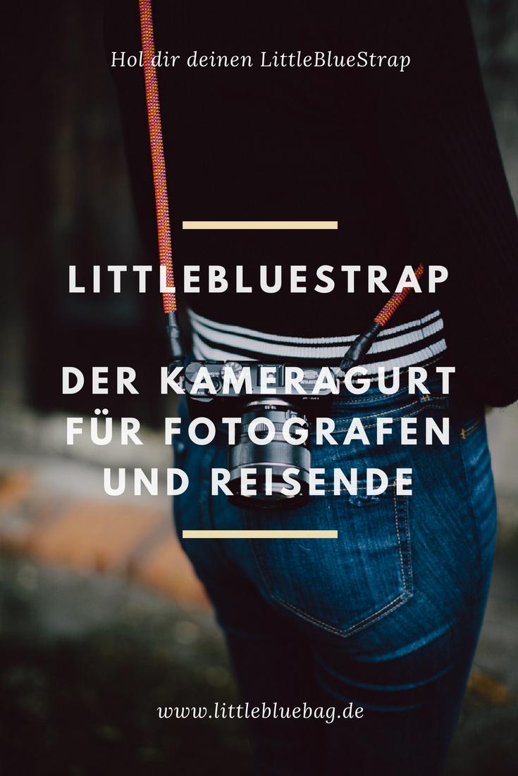 LittleBlueStrap Kameragurt