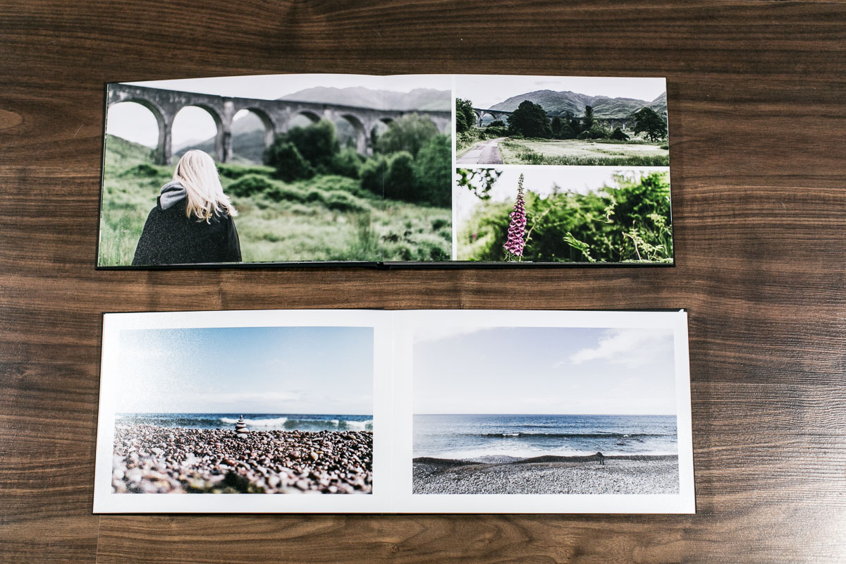 Fotobuch Reise