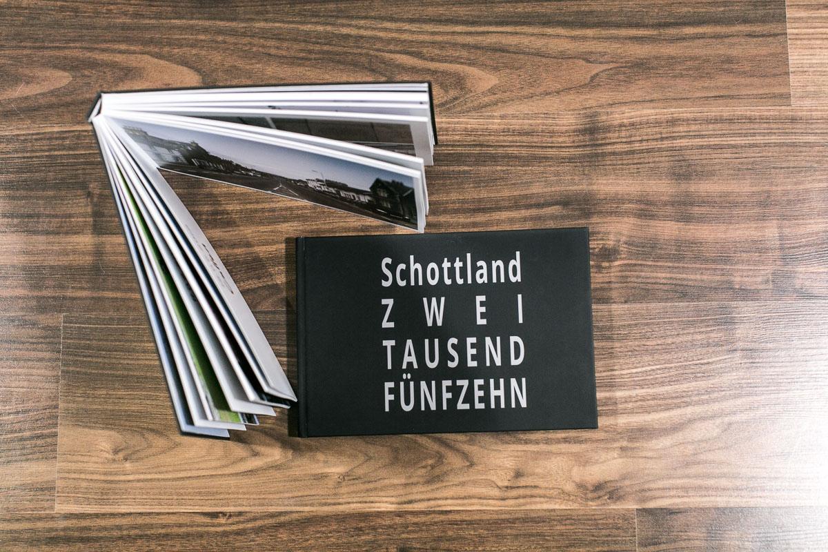 Fotobuch nach der Reise