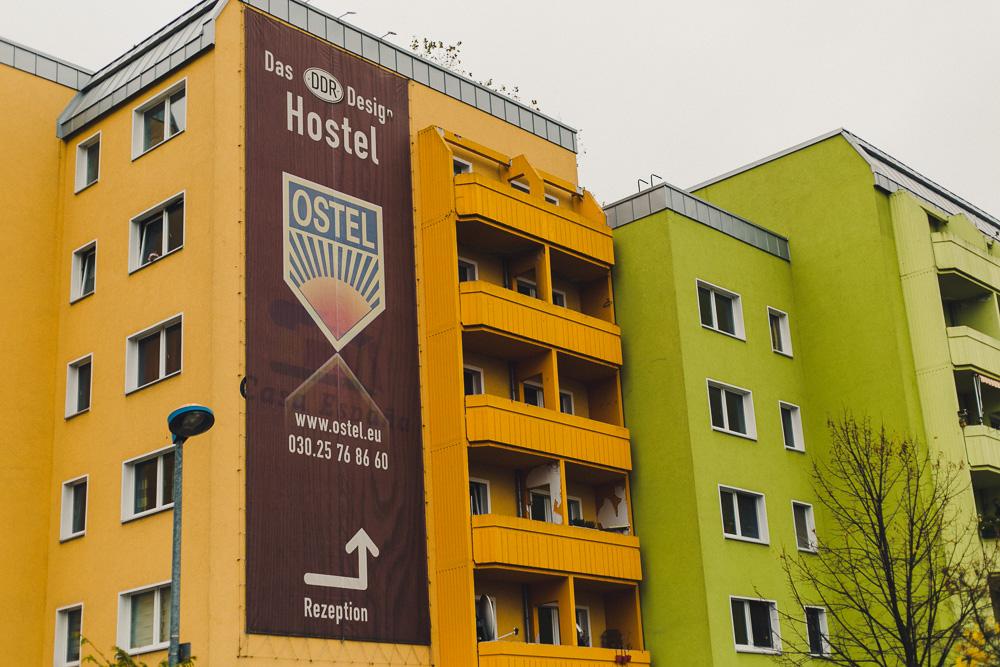 Ostel Retro Hotel Berlin
