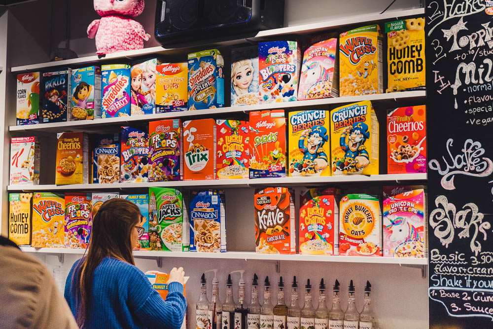 Cereals Flakes Corner Berlin