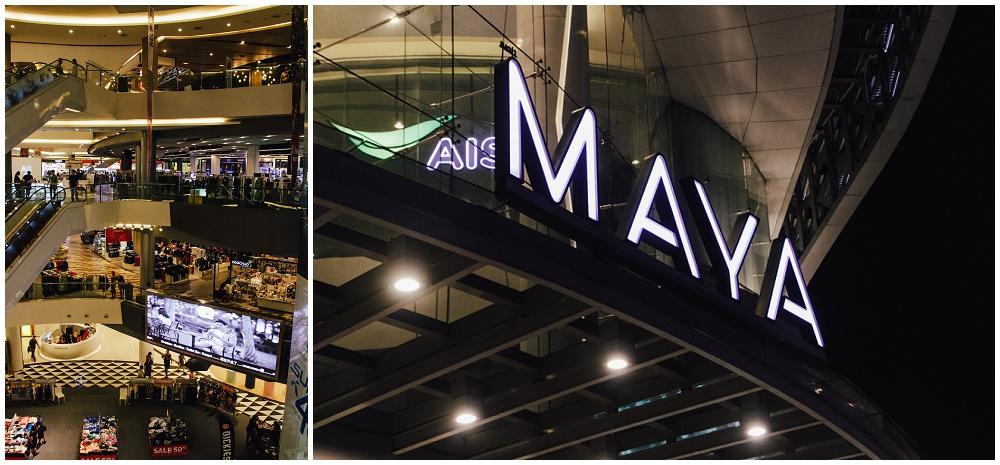 Chiang Mai Nimmanhaemin Road Maya Mall