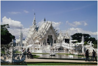 Chiang Rai: Viel mehr als nur weisser Tempel