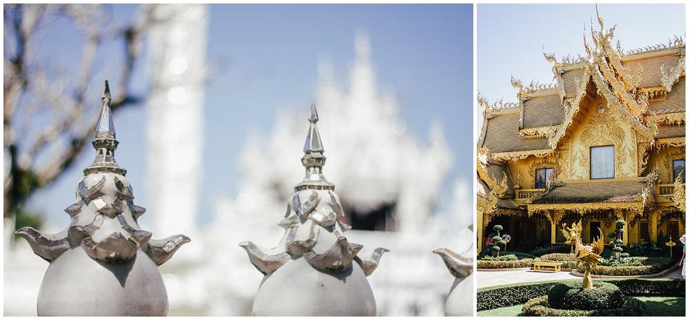 Chiang Rai: Viel mehr als nur der Weisse Tempel