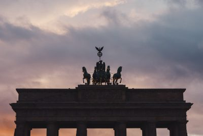 Street Berlin Photography Brandenburger Tor