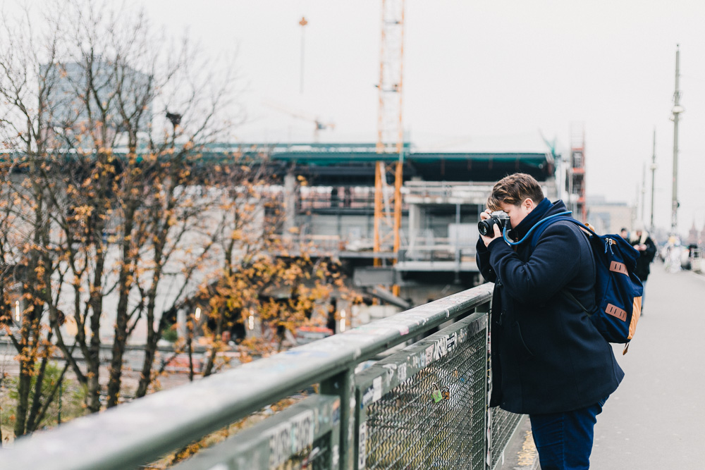 Street Berlin Photography