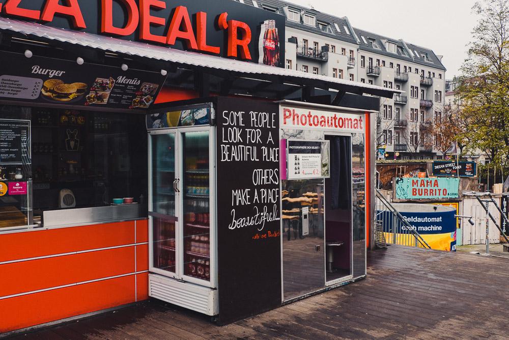 Photoautomat Berlin