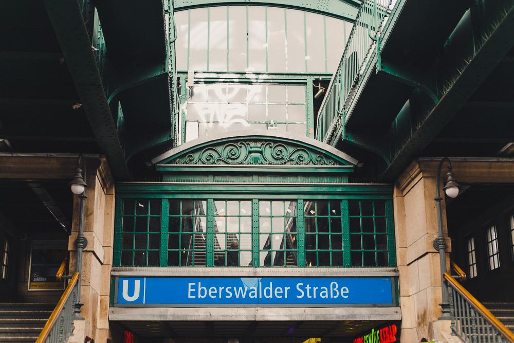 Konnopke Berlin Currywurst Eberswalderstraße U Bahn