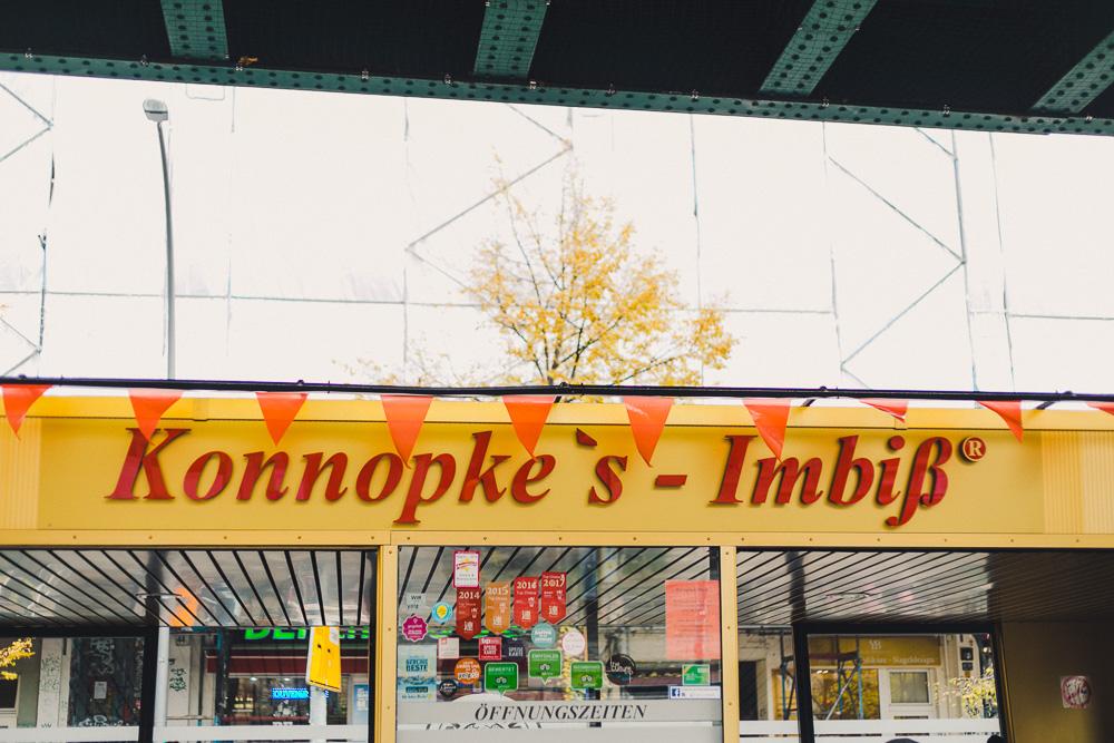 Konnopke Berlin Currywurst