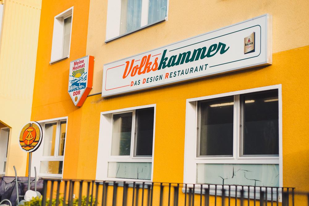 Volkskammer DDR Restaurant Berlin