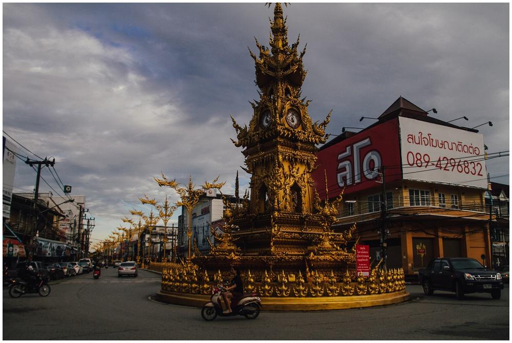 Clocktower Chiang Rai