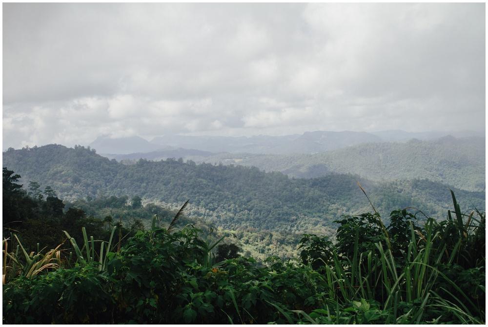 Pai Thailand Kiu Lom Viewpoint