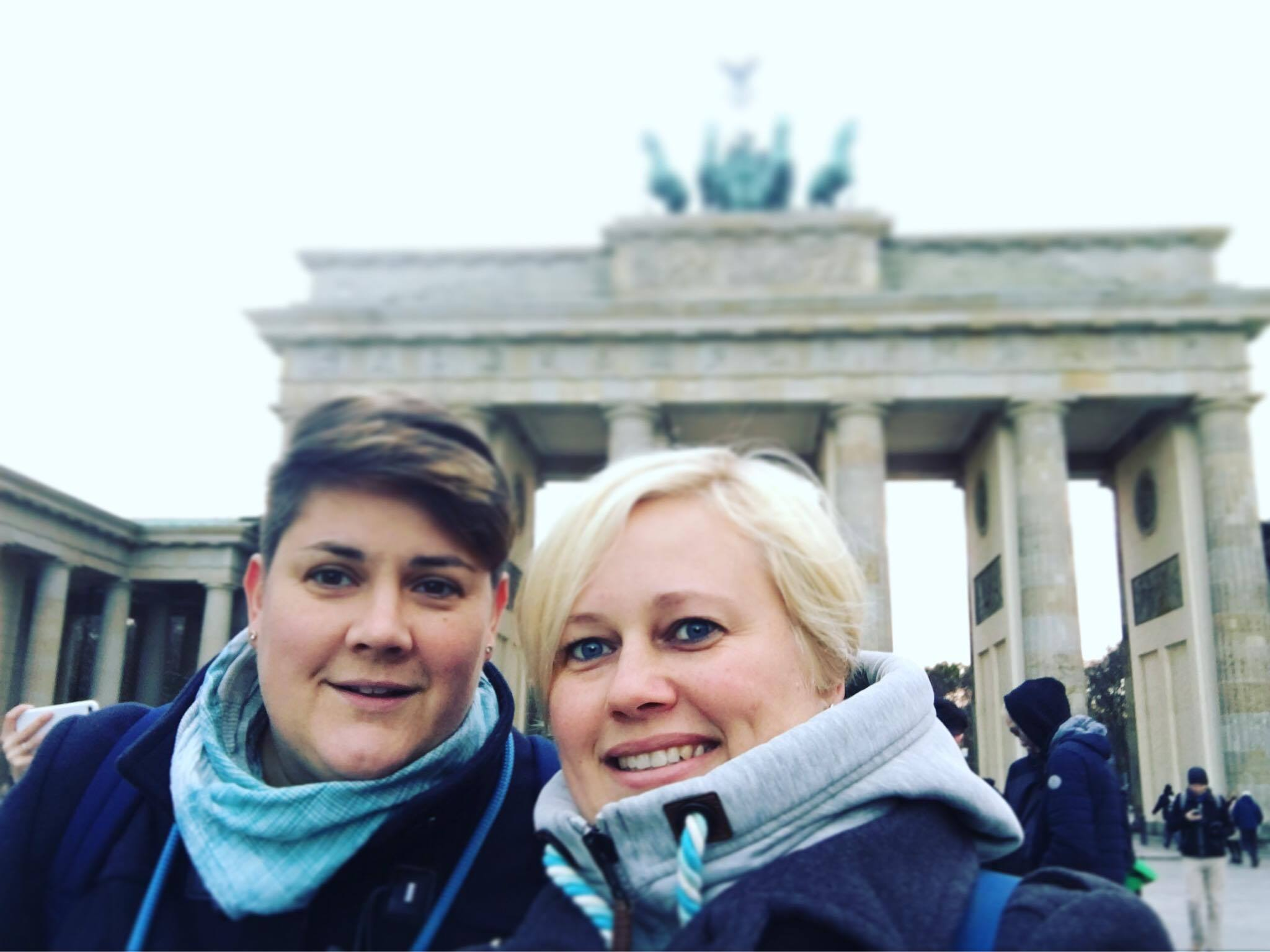 LittleBlueBag in Berlin Kurztrip nach Berlin