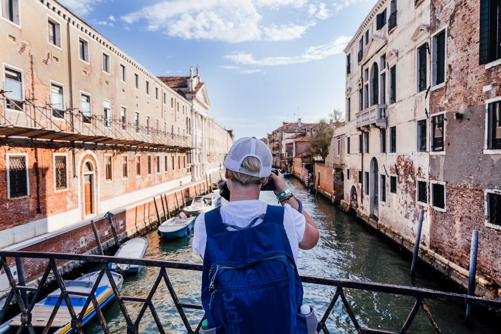 Venedig Italien Street Photography