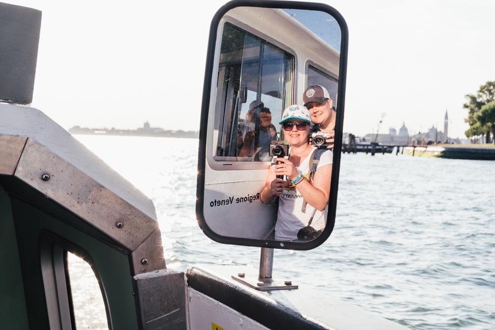 Venedig Wasserbus Linie 1