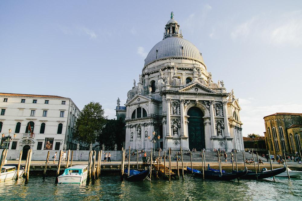 Venedig Italien Sightseeing
