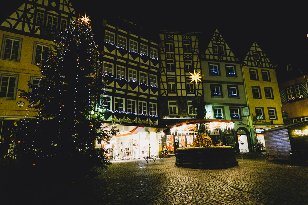 Cochem an der Mosel Altstadt