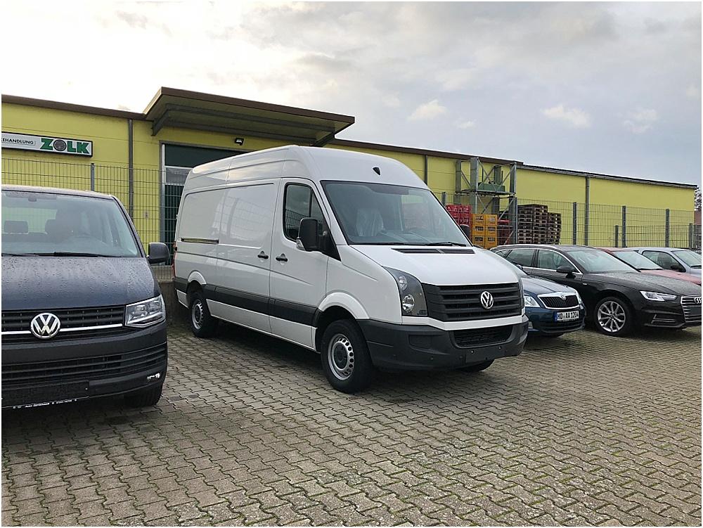 Ausbau VW Crafter Wohnmobil