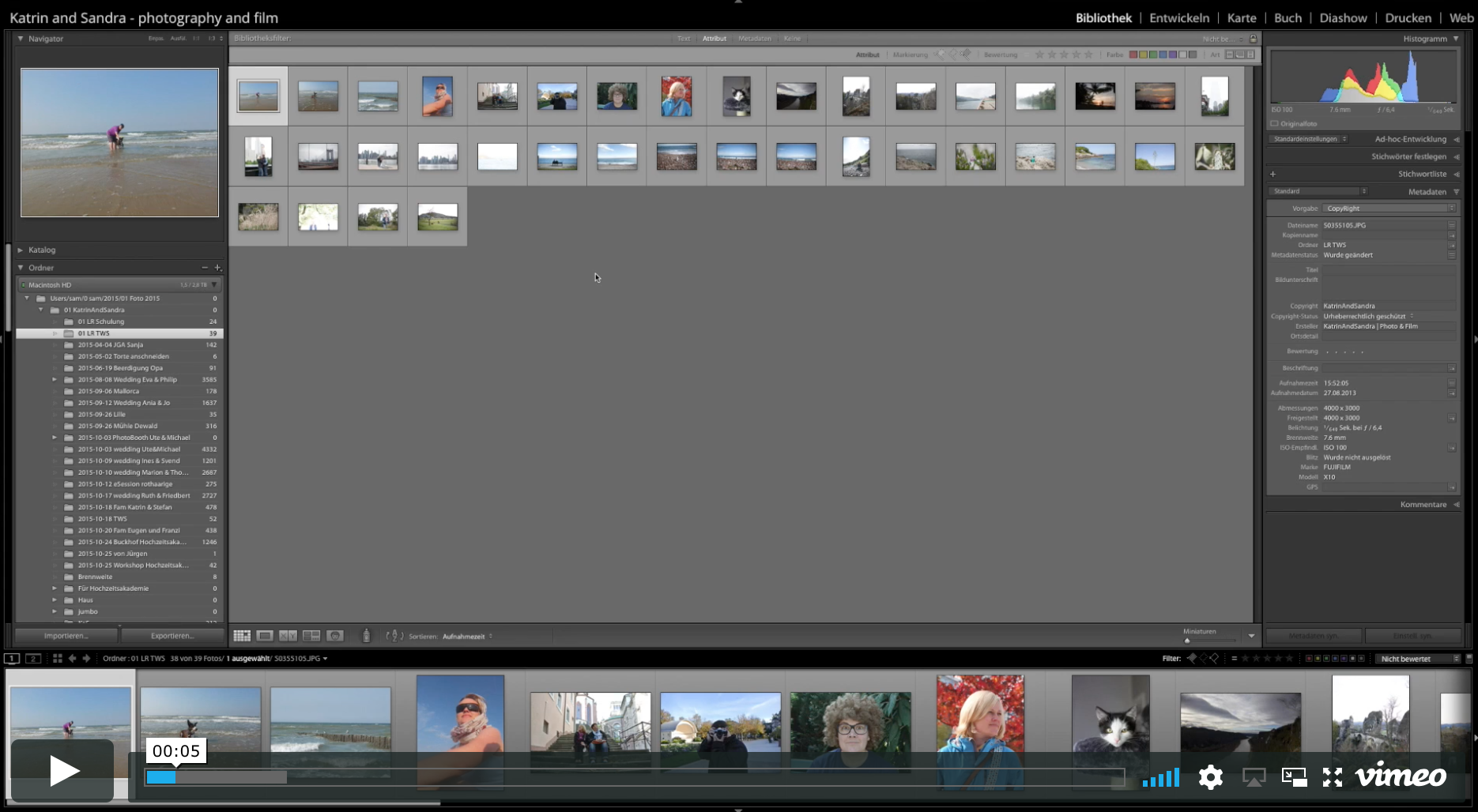 Lightroom oder Photoshop