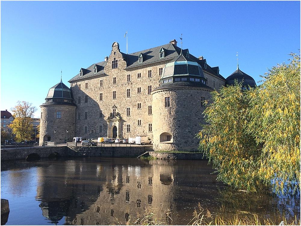 Örebro Schweden Kurztrip Schweden