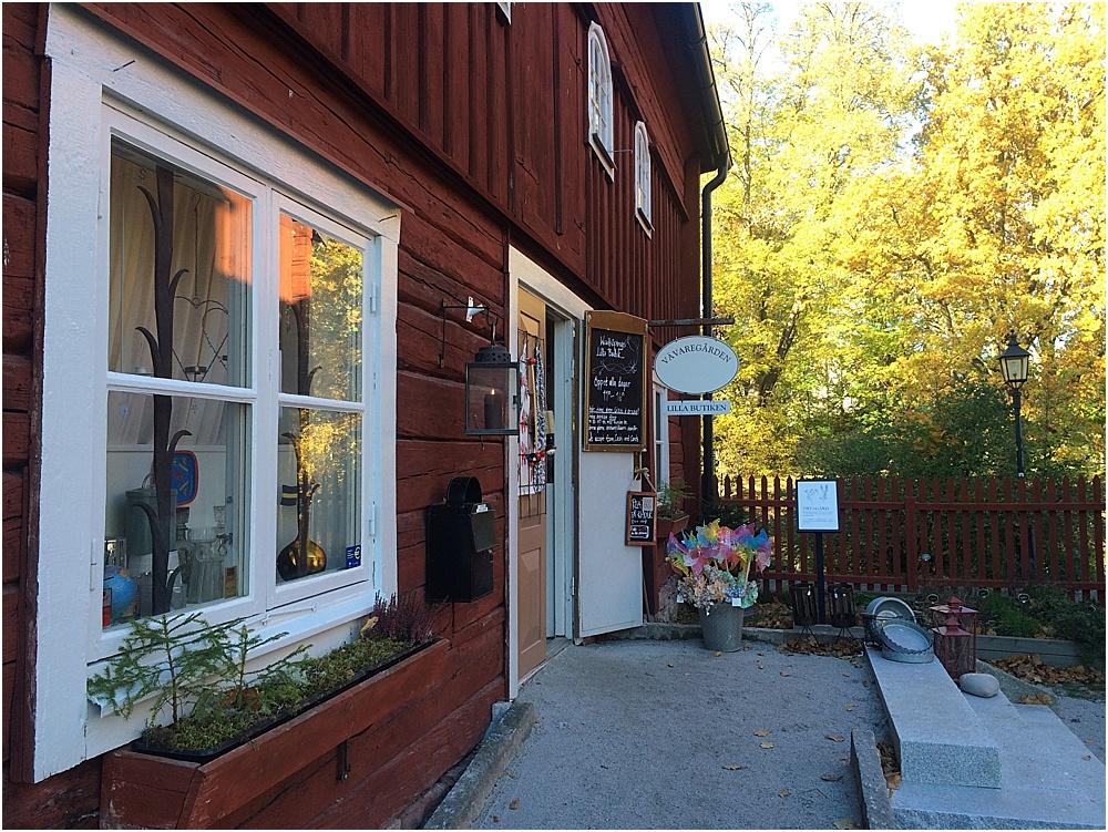 Freilichtmuseum Örebro Schweden