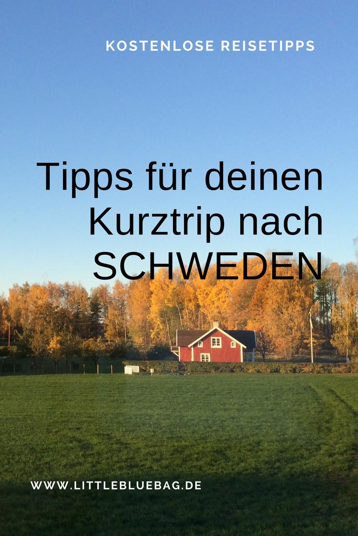 Ein Gastbeitrag zweier Mädels, die einen tollen Roadtrip durch Schweden gemacht haben. Jede Menge Tipps für deinen Kurztrip nach Schweden. Stay marvelous, Katrin and Sandra.