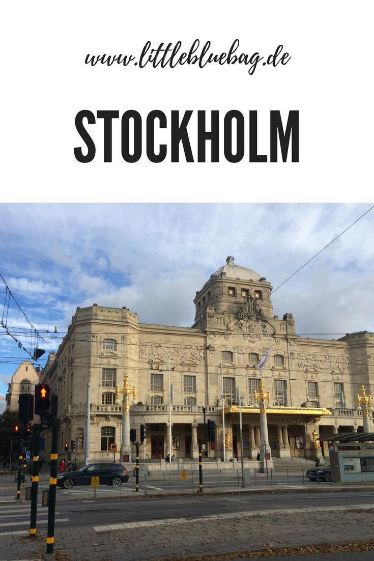 Zwei Tage in Stockholm - Ein Gastbeitrag mit vielen Tipps für einen Kurztrip nach Schweden. Stay marvelous, Katrin and Sandra