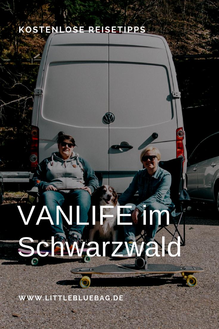 Vanlife im Schwarzwald - Unser Kurztrip in den Schwarzwald. Wandern, Wasserfälle und Fotografieren. Genau so sieht das perfekte Wochenende aus. Stay marvelous, Katrin and Sandra.