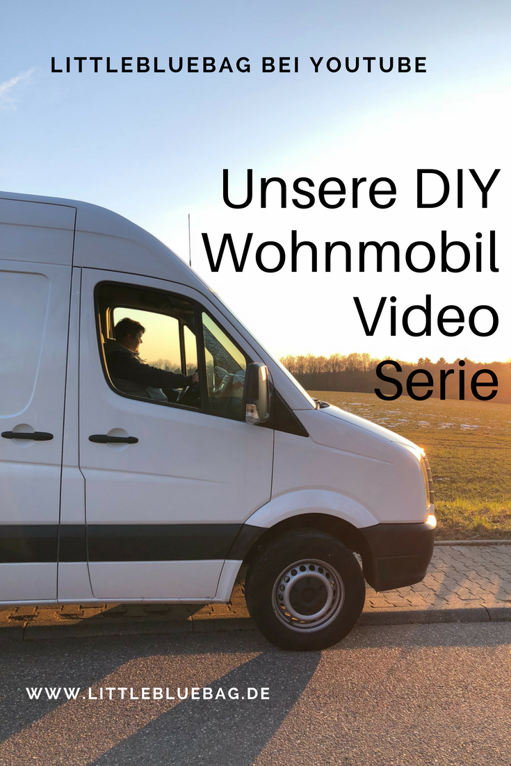 Unser Video Serie bei YouTube - Selbstausbau zum Wohnmobil. Schau dir doch gleich unsere Videos an. Stay marvelous, Katrin and Sandra.