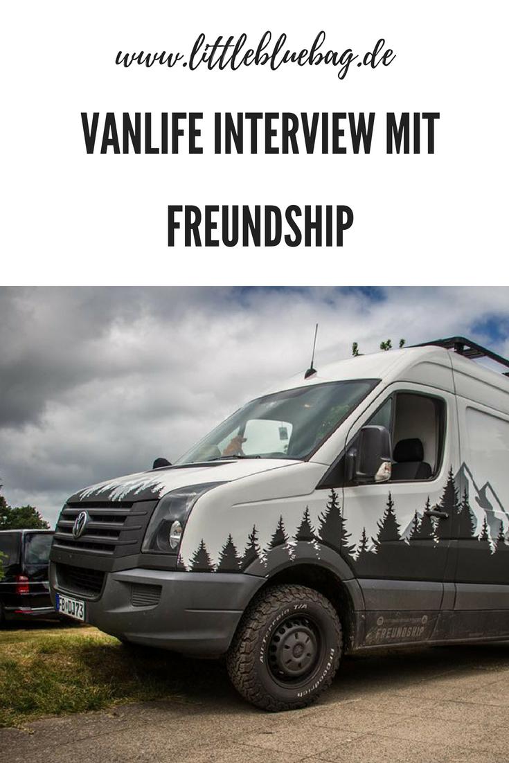 Vanlife Interview mit Freundship